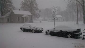 Photo from KMOV Facebook user Diane Costello Abbott in Okawville By Bryce Moore