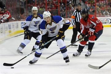 The Everett, Washington, native will travel with teammates David Backes and Kevin Shattenkirk for his first Olympic appearance in Sochi. By Elizabeth Eisele
