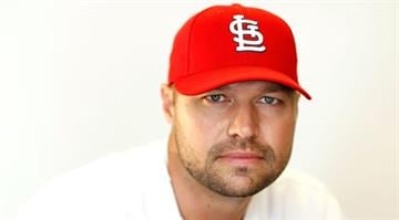 Jake Westbrook #35 of the St. Louis Cardinals poses during photo day at Roger Dean Stadium on February 29, 2012 in Jupiter, Florida.  (Photo by Mike Ehrmann/Getty Images) By Mike Ehrmann