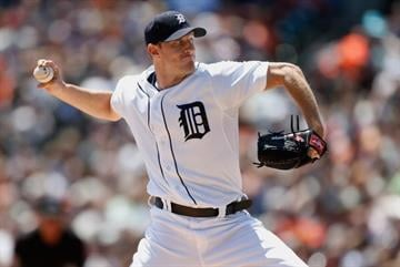 DETROIT, MI - MAY 10: Max Scherzer #37 of the Detroit Tigers pitches in the third inning against the Minnesota Twins at Comerica Park on May 10, 2014 in Detroit, Michigan. (Photo by Gregory Shamus/Getty Images) By Gregory Shamus
