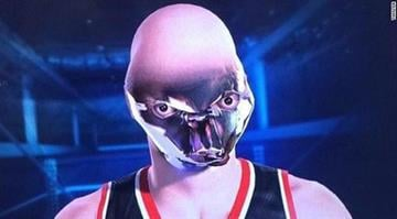 "A face-scan feature on ""NBA 2K15,"" released Tuesday, has led to horrifying images when players botched the scans. By Stephanie Baumer"