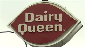 An exterior framegrab of a Dairy Queen store in Kissimmee, Florida. By Stephanie Baumer