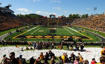 The Mizzou Tigers prepare to take on the University of Central Florida Knights at Faurot Field in Columbia, Missouri on September 13, 2014.     UPI/Bill Gutweiler By BILL GUTWEILER