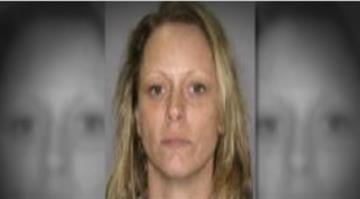 April Broyles, 38, and Jeffry Roark, 48, are charged with burglary. According to police, the two called a tow truck after their truck was caught in the mud outside a home. By Ruella Rouf