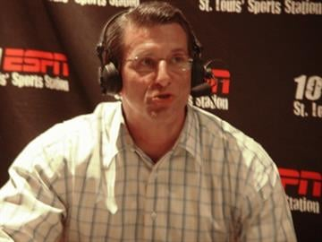News 4's Steve Savard hosting 101ESPN's NFL Draft show By KMOV Web Producer