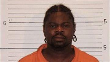 34-year-old Aaron Jackson, wanted by police in connection to the murder of Mayor John Thornton of Washington Park