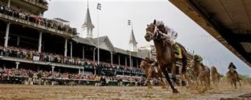 Calvin Borel rides Super Saver to victory during the 136th Kentucky Derby horse race at Churchill Downs Saturday, May 1, 2010, in Louisville, Ky. (AP Photo/David J. Phillip) By David J. Phillip