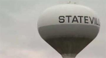 Stateville Correctional Center in suburban Chicago. / CBS Chicago By Dan Mueller