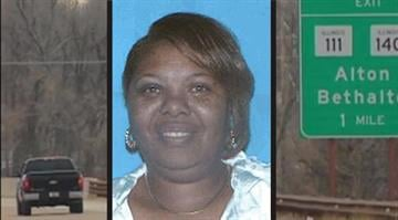 Tabitha Milton-Rush, 44, of St. Louis was found dead in an embankment along Interstate 255 in Bethalto, Ill., according to authorities.