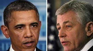 Barack Obama will reportedly nominate former Republican Senator Chuck Hagel for Defense Secretary replacing Defense Secretary Leon Panetta. By KMOV Web Producer
