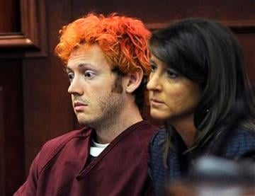 Police testified James Holmes bought tear gas grenades two months before the rampage that killed 12 and chemicals to booby-trap his apartment. (Foto AP/Denver Post, RJ Sangosti) By RJ Sangosti