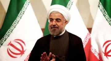 """Possible thaw between U.S. and Iran.  President Rouhani says his nation is ready to enter talks """"without delay"""" but vigorously denies that his country was seeking to build a nuclear weapon. By Belo Content KMOV"""