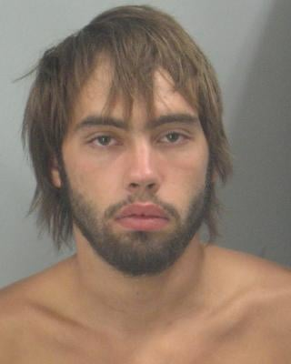 Charles Cole,22, was one of seven suspects arrested in a Jefferson County methamphetamine bust. By KMOV Web Producer