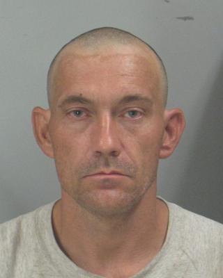 Frank Dunn,41, was one of seven suspects arrested in a Jefferson County methamphetamine bust. By KMOV Web Producer