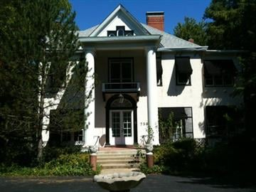 115 year old mansion in Kirkwood is the center of a controversy.  The 85-year-old owner wants to sell it, group wants to preserve it.
