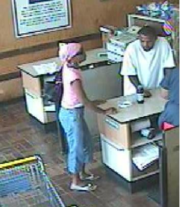 Suspects in a Hostess Brand Store robbery on August 18th.