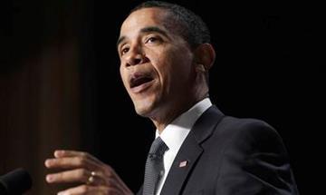 President Barack Obama speaks at the National Prayer Breakfast in Washington, Thursday, Feb. 3, 2011. (AP Photo/Charles Dharapak) By Charles Dharapak