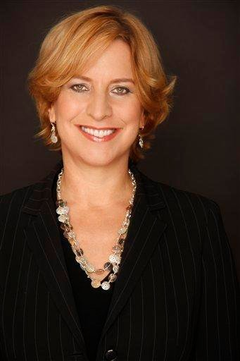 ** FILE ** This 2008 file photo provided by National Public Radio shows Vivian Schiller. NPR says CEO Vivian Schiller resigns in aftermath of fundraiser's remarks on hidden video.  (AP Photo/NPR, Michael Benabib) ** NO SALES ** By Michael Benabib