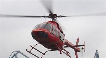 Two inmates climbed a rope into a hovering helicopter to flee a Quebec jail. By KMOV Web Producer
