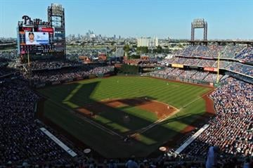 #6 Citizens Bank Park in Philadelphia By Drew Hallowell