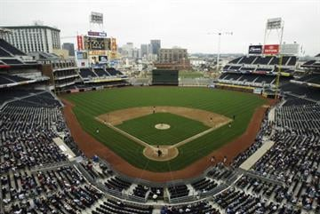 #7 Petco Park in San Diego By Jeff Gross