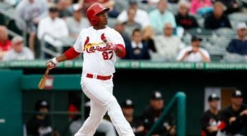 Oscar Taveras is among several being optioned to AAA right before Opening Day By Chris Trotman