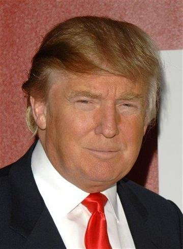 "FILE - In this Aug. 19, 2009 file photo, Donald Trump attends the screening of ""The September Issue "" at The Museum of Modern Art, in New York. (AP Photo/Peter Kramer, file) By Peter Kramer"