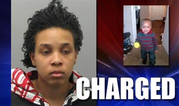 Tashi Lance, 20, was charged Saturday, November 20, 2010, with child kidnapping. She is accused of taking one-year-old Cortez Beasley from his mother at a Target store in Jennings on friday, November 19, 2010.