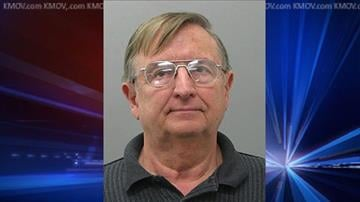 Charged with Possession of Child Pornography in Overland.