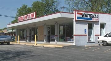 Police are searching for suspects after two different stores were burglarized in north St. Louis County early Monday morning. By Belo Content KMOV