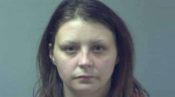 Ashley Lamora, 28, was sentenced to two years probation after she threatened to blow up a building following her firing from a St. Charles business. By Belo Content KMOV
