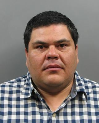 Martin Mendoza has been charged with three others for forgery and receiving stolen property. By KMOV Web Producer