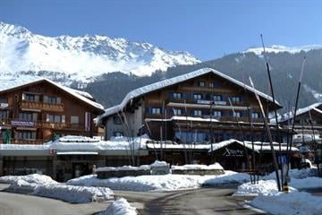 A general view of Verbier on February 12, 2012 in Verbier, Switzerland.  (Photo by The Image Gate/Getty Images) By The Image Gate