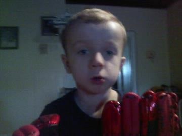 Trystan Corbell, 5, fell out of a third story window in south St. Louis on September 15, 2010. He was caught by an adult who was standing on the sidewalk below the window. By KMOV Web Producer