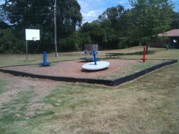 $20,000 playground in Ava, Missouri paid for through stimulus money By KMOV Web Producer