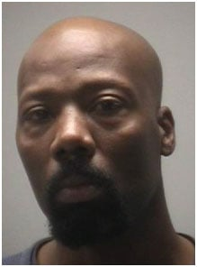 Tommie Brown, 44, was charged Wednesday in connection to a rash of car burglaries in Collinsville, Illinois.