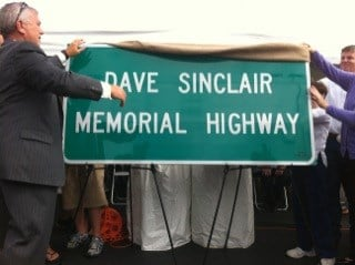 A stretch of Lindbergh Boulevard in south St. Louis county has been renamed in honor of iconic car businessman Dave Sinclair. By KMOV Web Producer