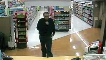 Surveillance photos show suspect in O'Fallon Walgreens robbery on Saturday, September 25, 2010.