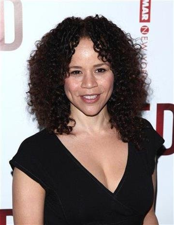 "FILE - In this April 1, 2010 file photo, actress Rosie Perez attends the opening night of the Broadway play ""Red"" at The Golden Theatre in New York. (AP Photo/Peter Kramer, file) By Peter Kramer"