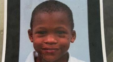 """A pre-school photo shows Trayeshon """"Buck"""" Williams, age 4. Trayeshon was killed by a hit-and-run driver while crossing the street with his older brother. By Dan Mueller"""