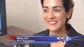 Mona Shy, Right Management By Bryce Moore