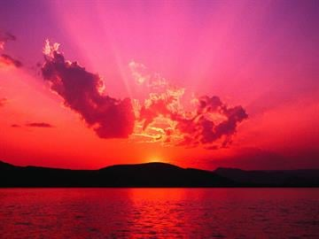 beautiful sunset By Content Creator