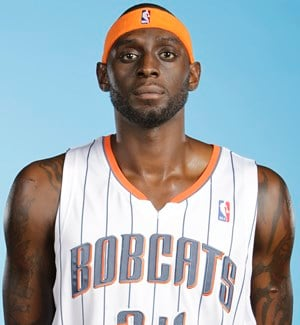 Charlotte Bobcats' Darius Miles poses for a photo during media day for the NBA basketball team in Charlotte, N.C., Monday, Sept. 27, 2010. (AP Photo/Chuck Burton) By Chuck Burton