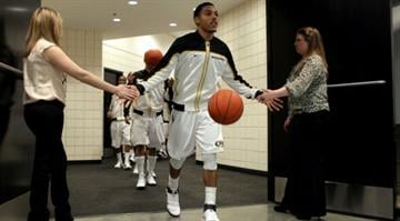 Phil Pressey scored 19 points in the Tigers 83-69 victory over SIUE By Jaime Squire