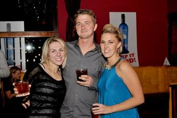 ALIVE Magazine hosted the 'Most Wanted Party' at Harry's on 11/09/12. Event goers celebrated the Top 20 most successful, stylish, and sophisticated singles. By KMOV Web Producer