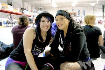 The 2012-2013 Roller Girl season opener featured a double header held in Ballwin,Mo. on 11/10/12. By KMOV Web Producer
