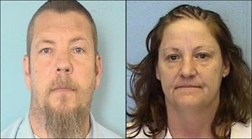 Steve Dodson, 45, and Denise Dodson, 43, were indicted Tuesday on charges they stole about $100,000 during a bank robbery in O'Fallon, Ill. last year. By Brendan Marks