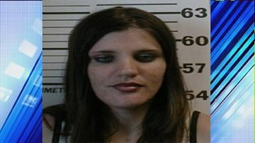 Amber Salts, 27, is wanted for failing to register as a sex offender By Daniel Fredman