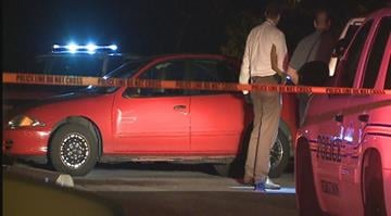 According to police, the victims were shot in the Park Ridge Apartments in the 4010 block of Sharondale Circle around 11 p.m. One of the victims, 20-year-old Tyrell Cherry, was shot in the face. By Brendan Marks