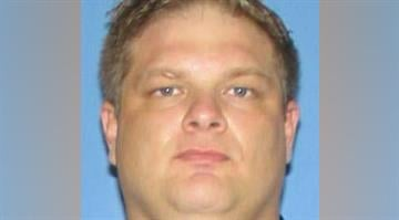 Terence Doddy, 36, has been named a person of interest after a woman was found dead at an Illinois rest stop. By Brendan Marks